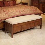 Bedroom Storage Bench For Classic Bedroom Concept The New Way Home