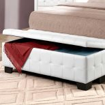 Bedroom Storage Benches For Bedroom With Backs Upholstered Target