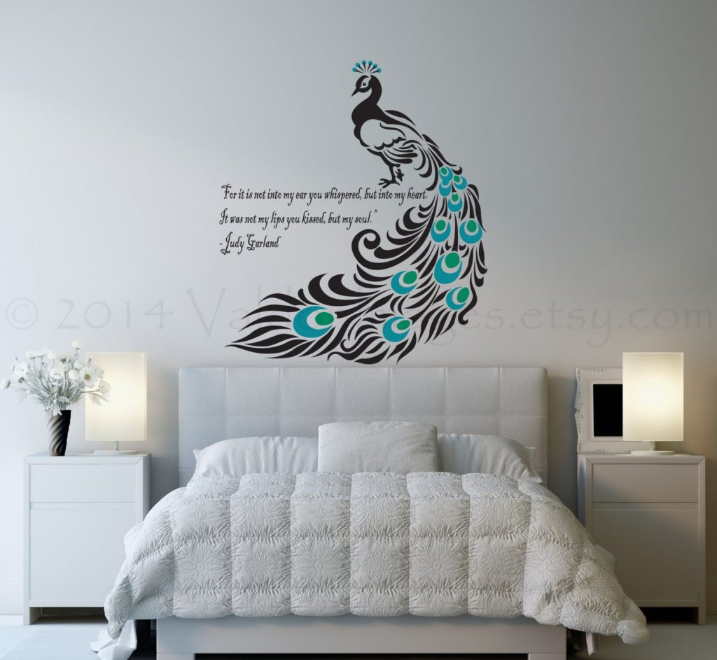 Bedroom Wall Art Awesome 12 Ideas For Inspiration Livinghours