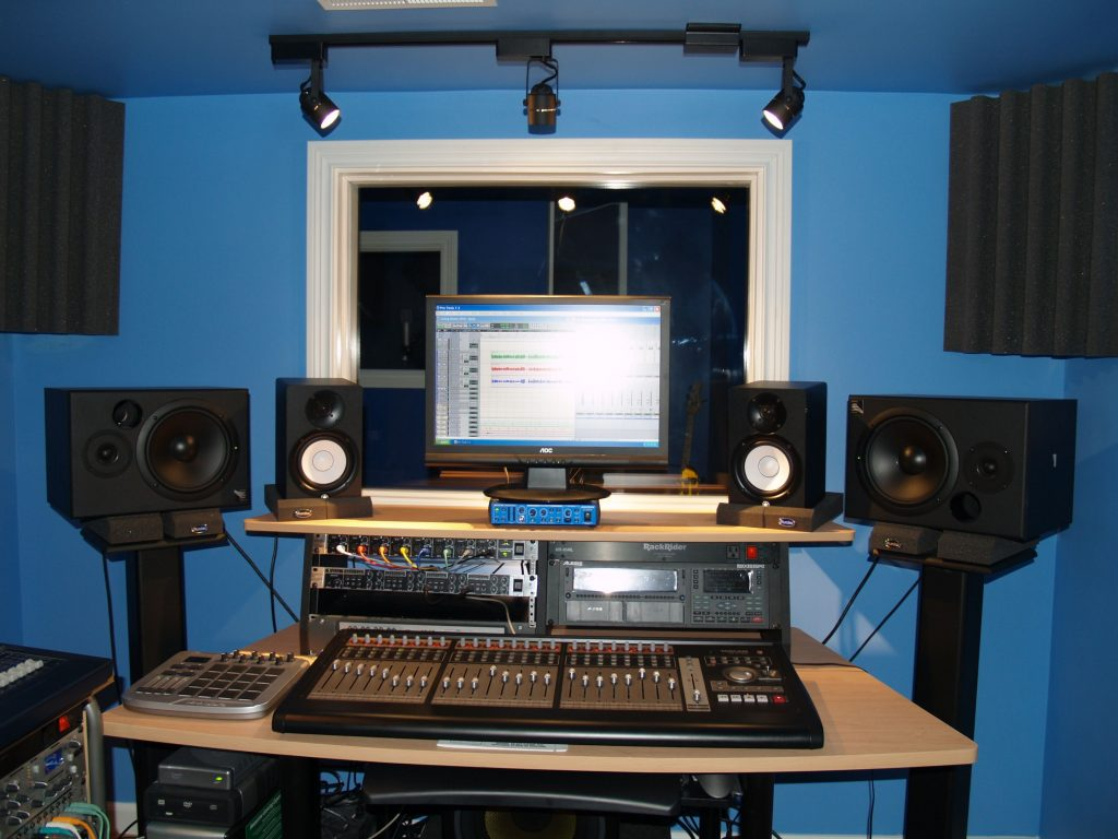 Besthomerecordingstudio 20 Home Recording Studio Photos From