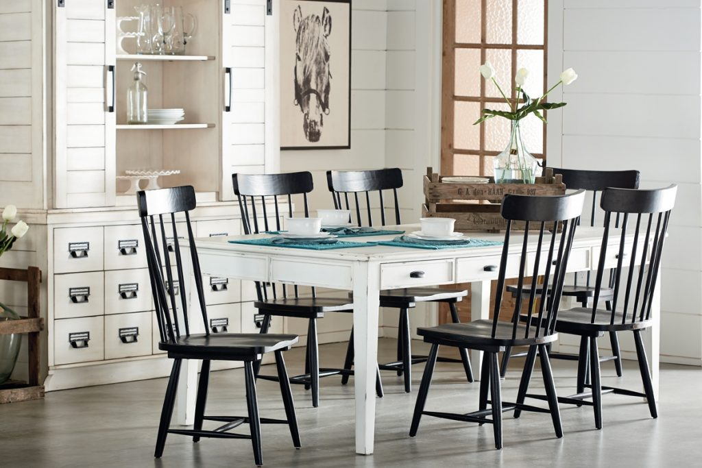 Black Dining Room Chairs Wood Trends In Black Dining Room Chairs