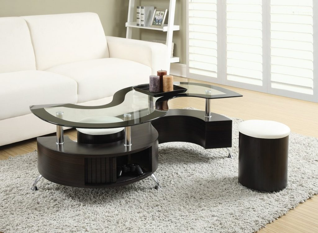 Black Living Room Table Sets Glass Living Room End Tables End Tables