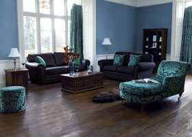 Living Room Ideas Dark Furniture