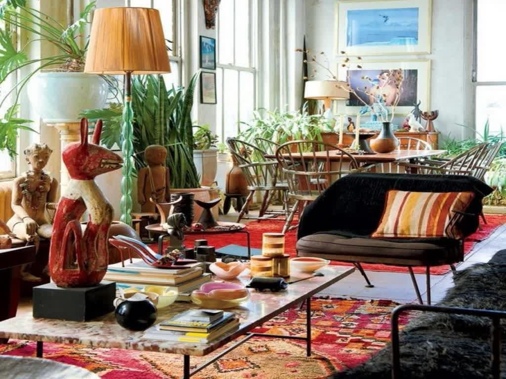 Bohemian Living Room Decor Dgmagnetscom Bohemian Living Room