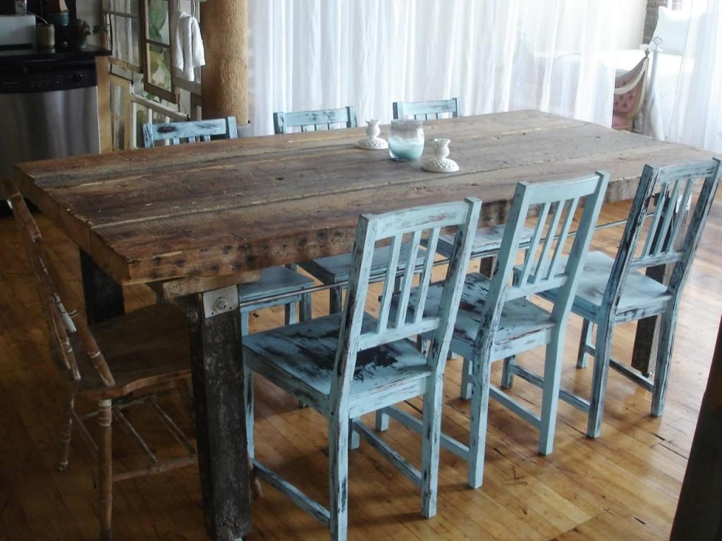 Breathtaking Rustic Kitchen Table 11 Decorate Chic Dining Room Plus