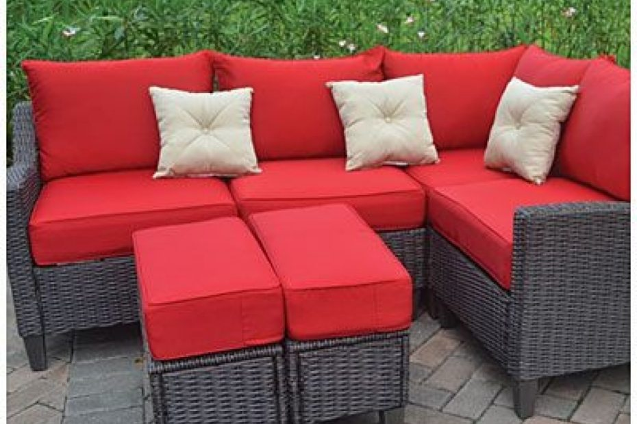 Brown Wicker Patio Furniture Big Lots Home Design And Architecture