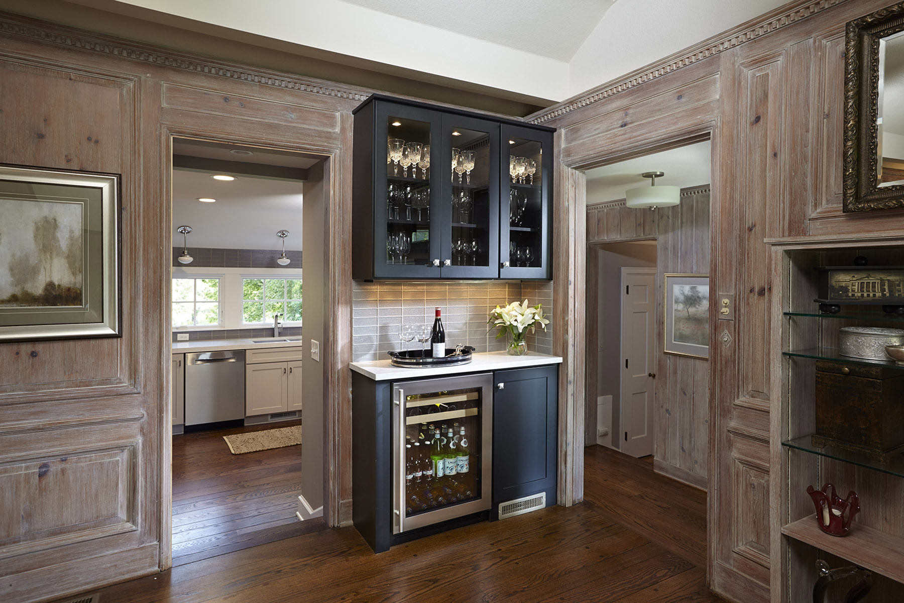 Dining Room Built In Buffet Cabinet Latest Ideas