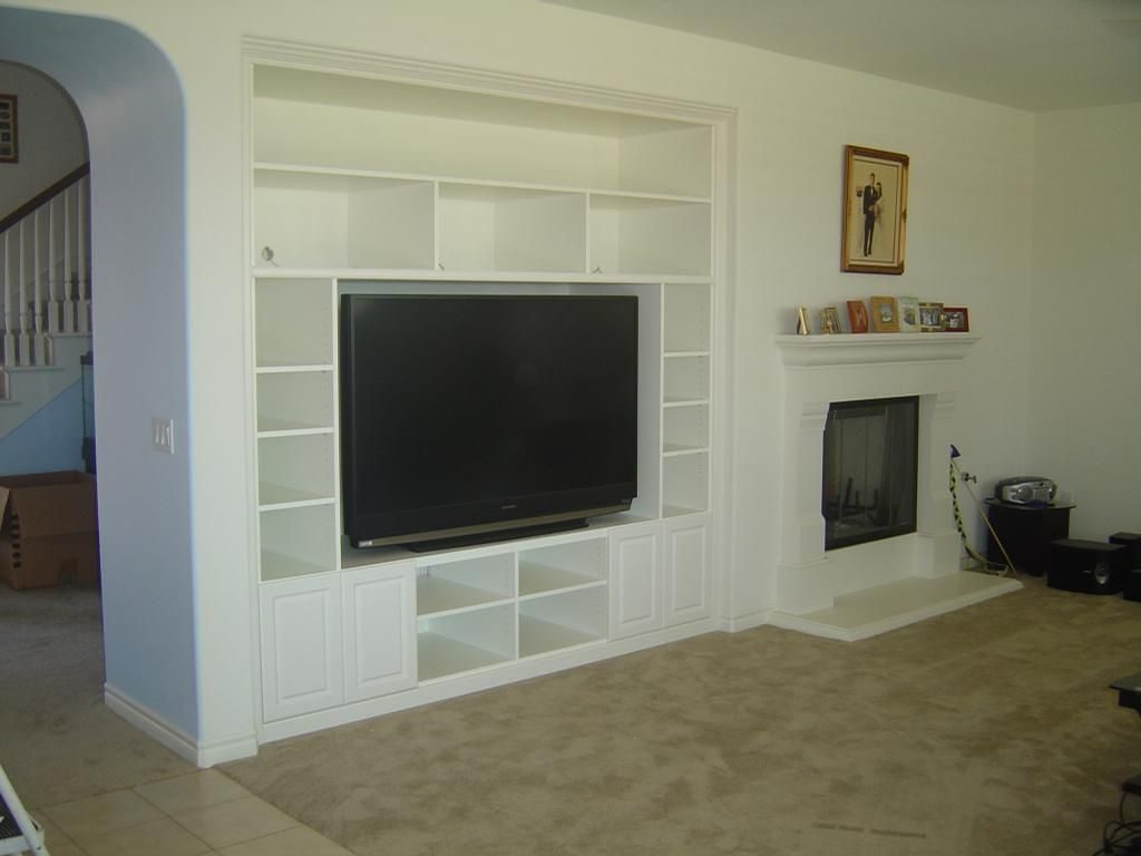 Built In Entertainment Center Google Search Decorating Ideas