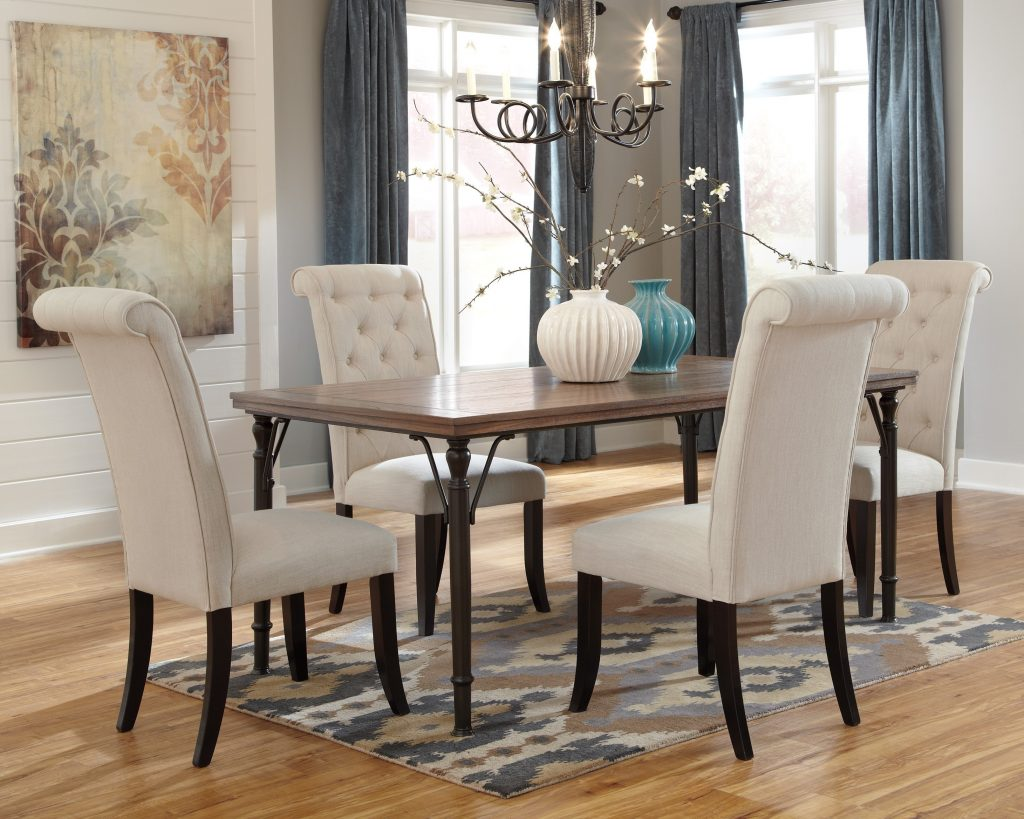 Buy Ashley Furniture Tripton Rectangular Dining Room Table Resin