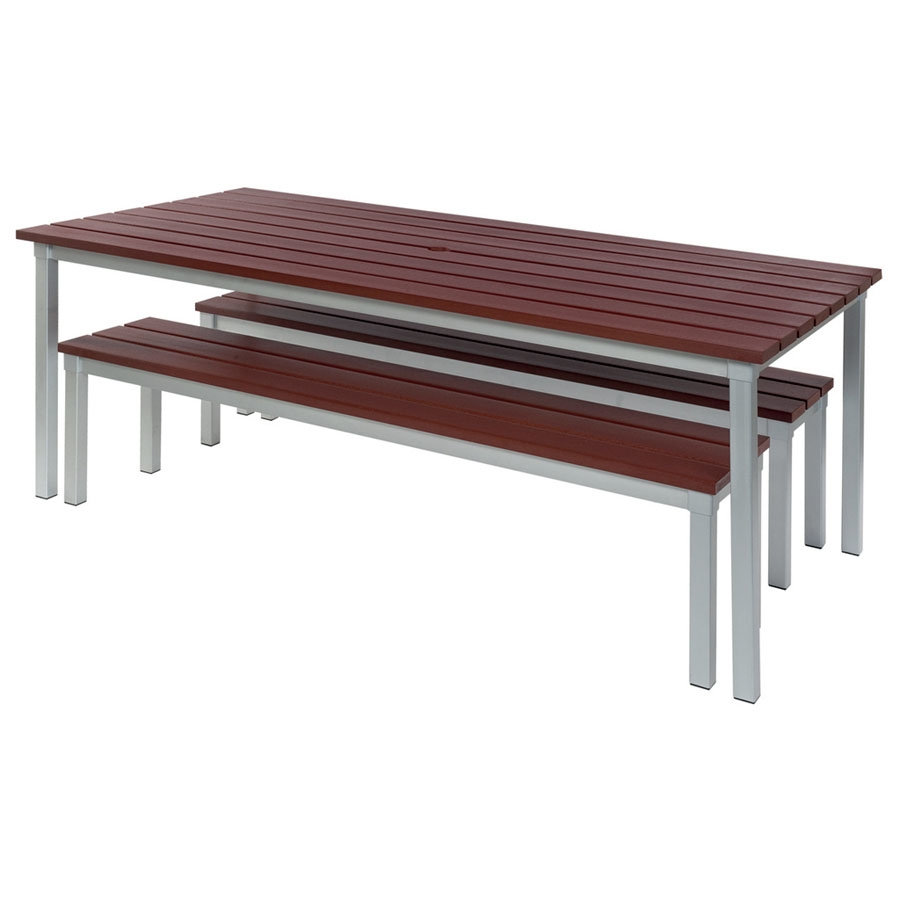 Buy Outdoor Tables And Benches Set Tts