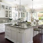 Kitchen Decorating Ideas For White Cabinets