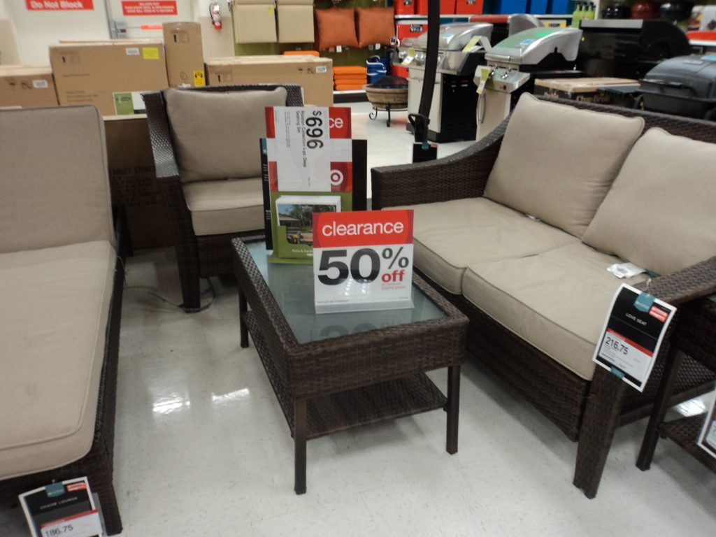 Captivating Target Patio Furniture Sale Set At Patio Property Patio
