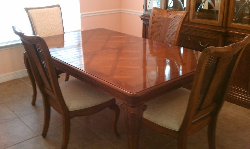 Captivating Thomasville Dining Room Set 19 Sets 1970 For Sale Table