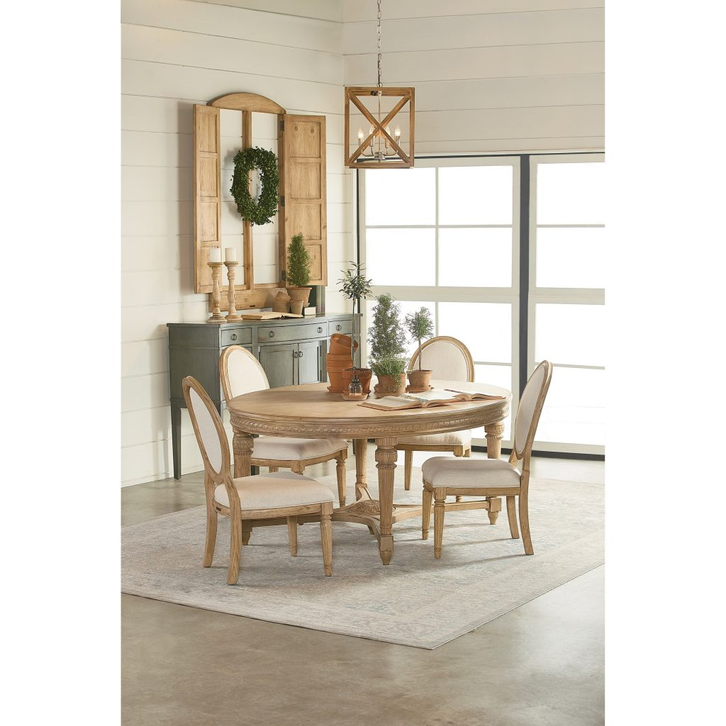 Casual Dining Room Group Magnolia Home Joanna Gaines Wolf