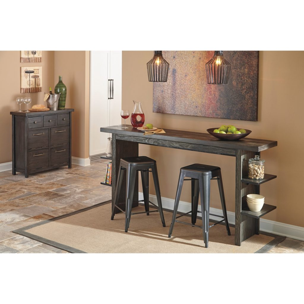 Casual Dining Room Group Signature Design Ashley Wolf And