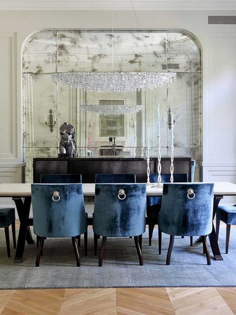 Chair Blue Dining Room Chairs Luxury Exciting Velvet With