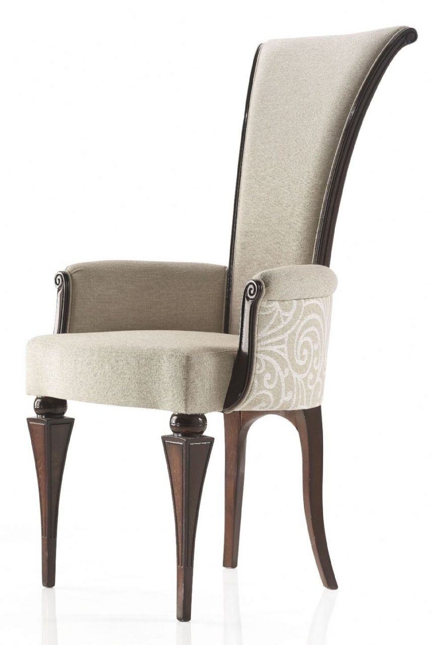 Chairs Dining Room High Back Upholstered Dining Chairs