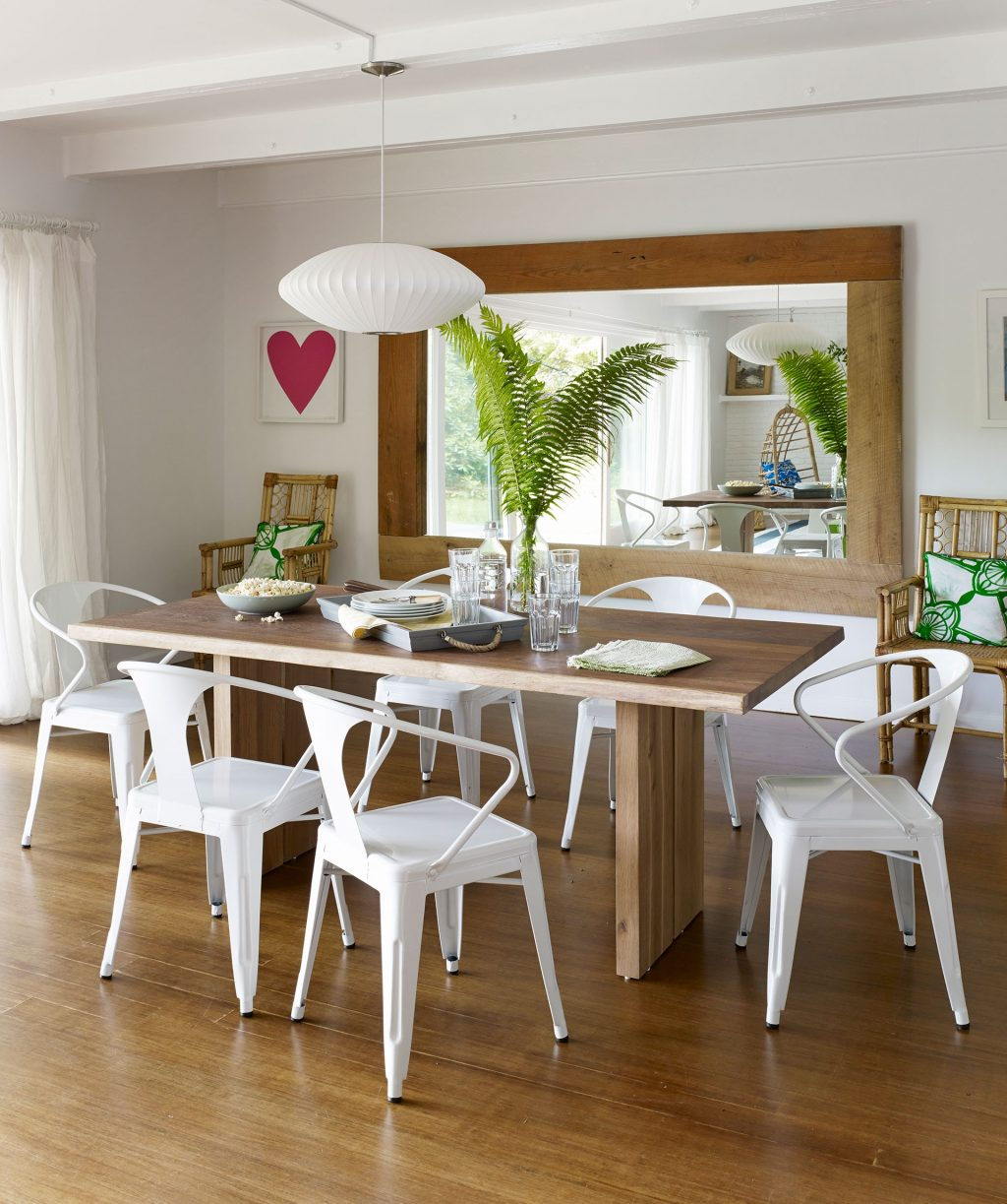 Charming Contemporary Dining Table Decor 24 Modern Room Wall Ideas