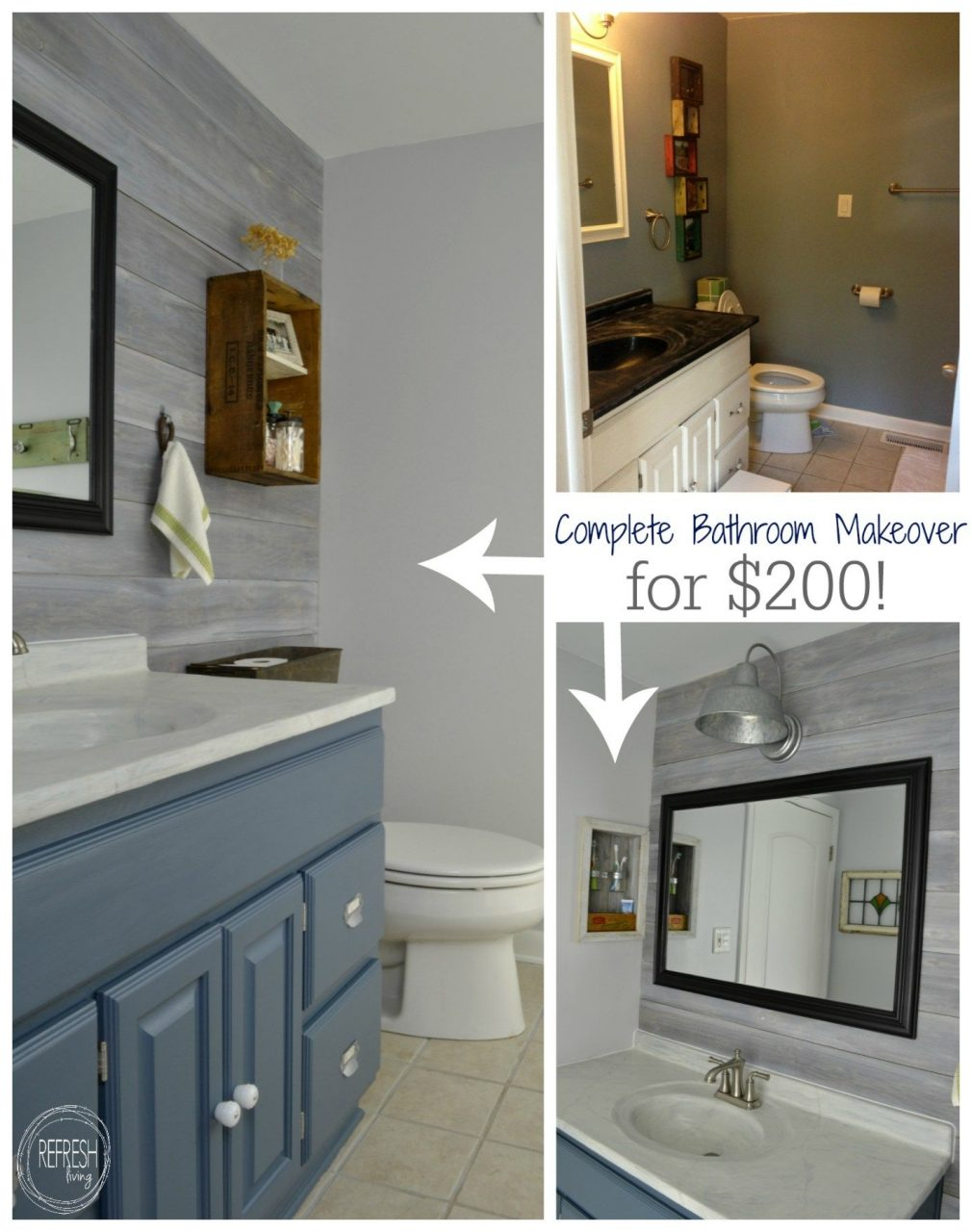Cheap Bathroom Remodel Is Good Basic Bathroom Renovation Is Good