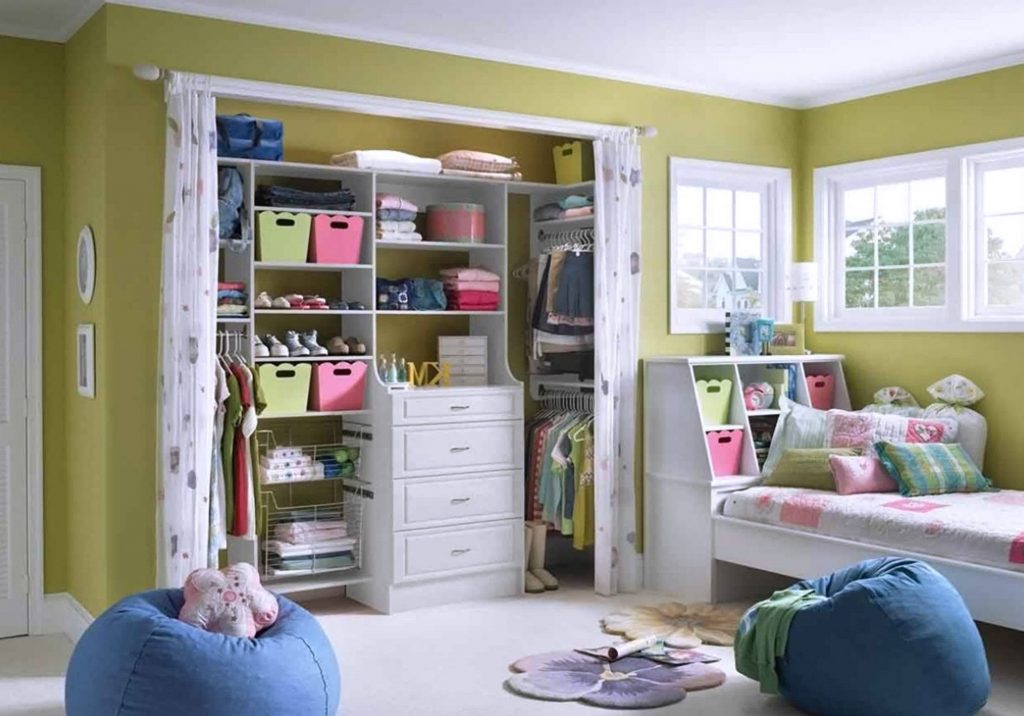Childrens Bedroom Organization Ideas Photos And Video