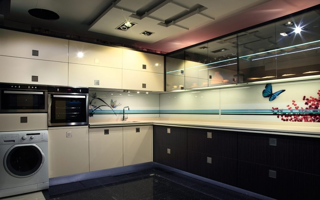Chughtaiz New Kitchen Design Latest Wardrobes Appliances Media