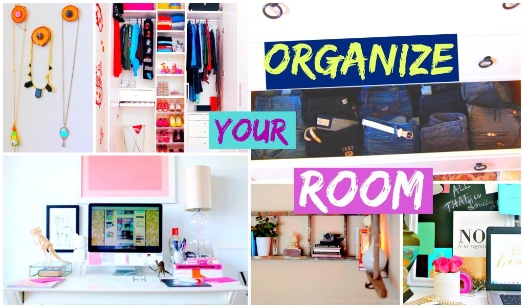Clean Your Room Closet Organization Hacks Youtube