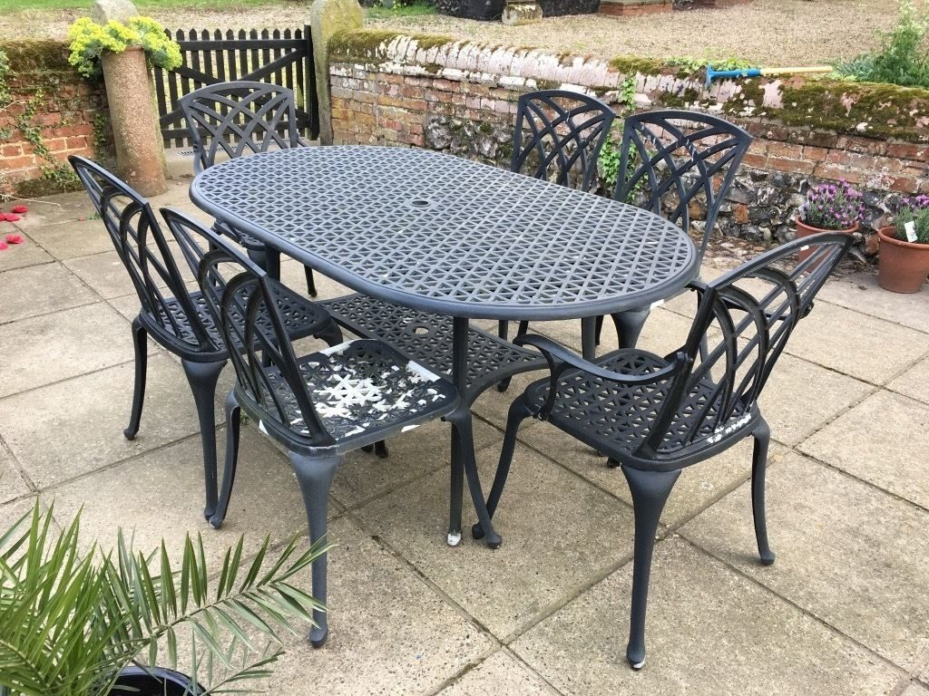 Cleaning Outdoor Furniture Genarigaarden