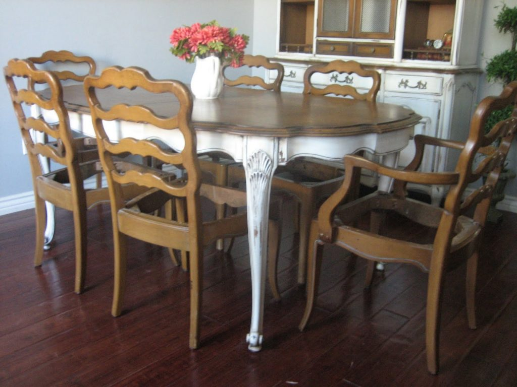 Ideas French Country Dining Tables