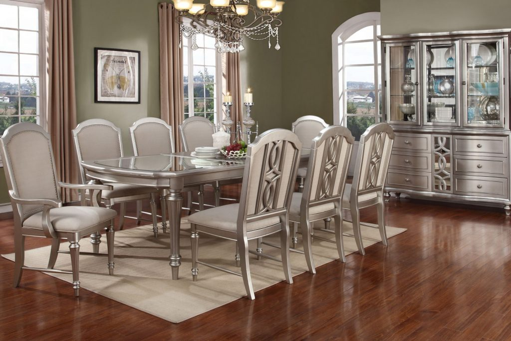 Colleen Dining Room Collection Intended For Dining Room Sets Gardner