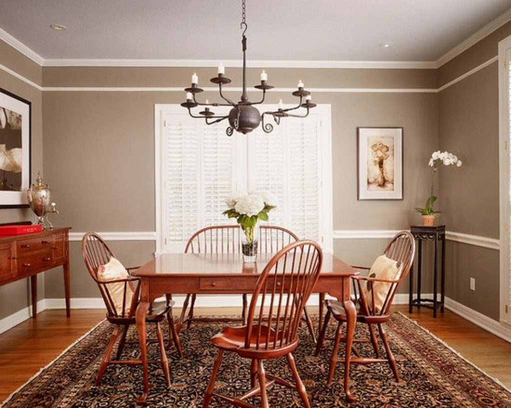 Colors To Paint A Dining Room Wall Paint Colors For Dining Rooms