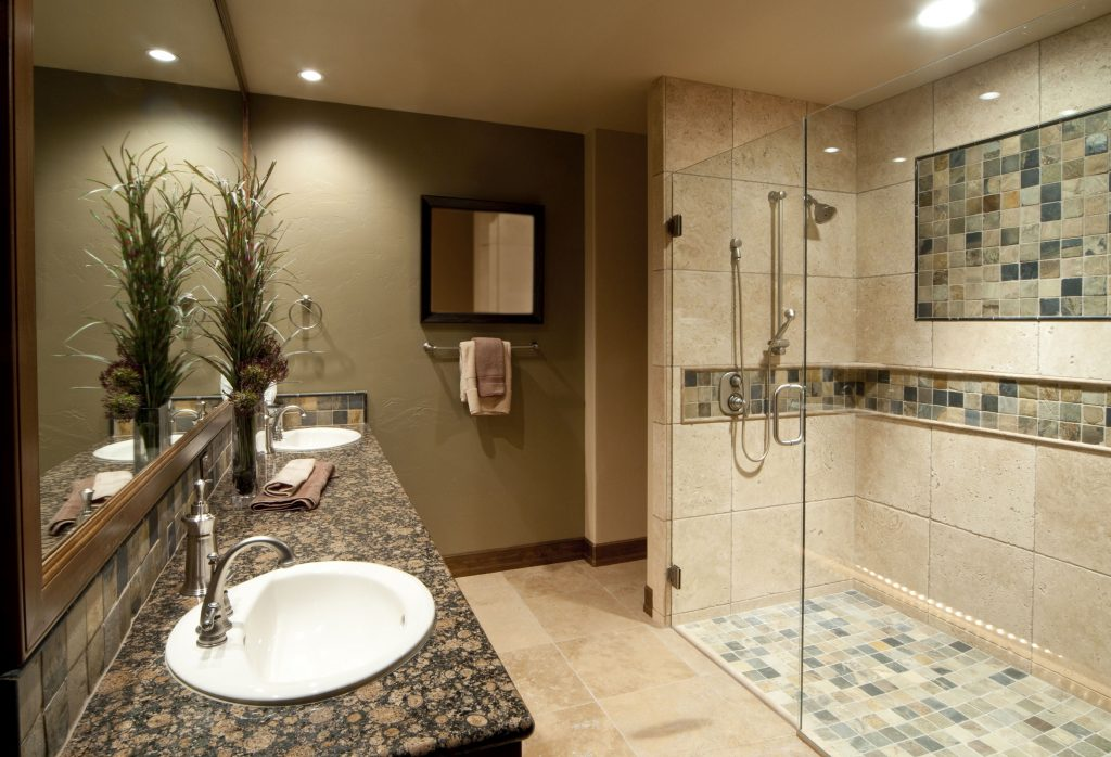 Combine How Much Does A Bathroom Remodel Cost Styles Free Designs