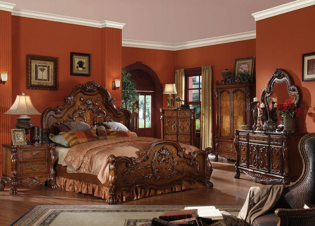 Complete Bedroom Sets Thomasville Impressions Armoire King Bedroom