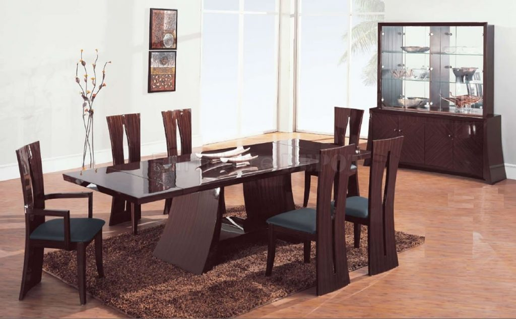 Contemporary Dining Room Furniture Exellent Furniture Charming