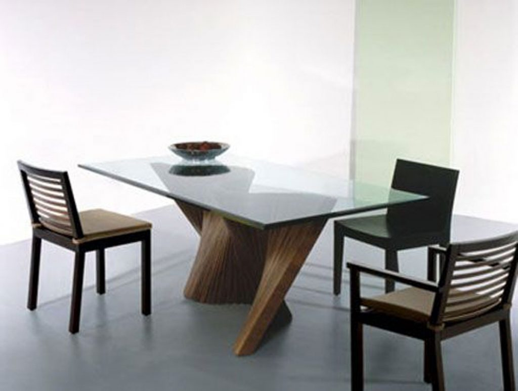 Contemporary Dining Room Sets For Beloved Family Traba Homes Luxury