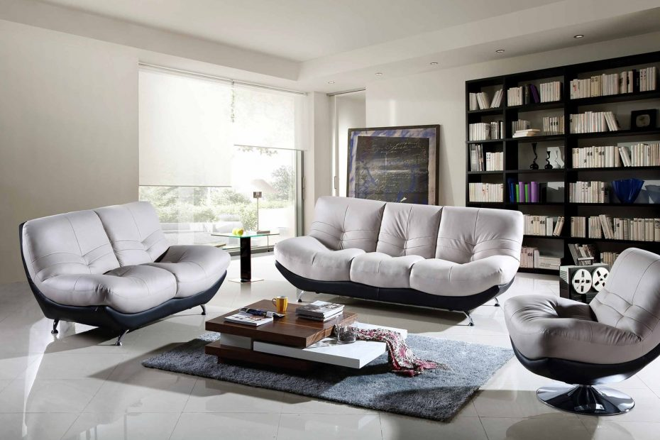 Contemporary Modern Living Room Furniture Elisa Furniture Ideas