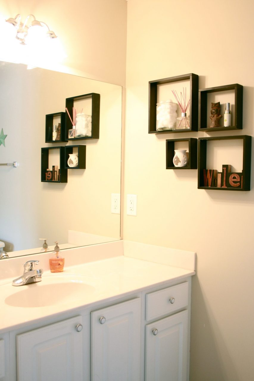 Cool Bathroom Wall Art And Decor The Ideas Of In Decorating Home
