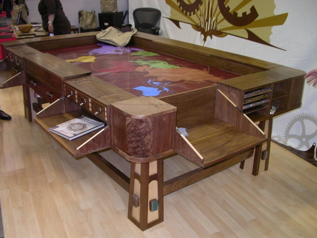 Cool Dining Room Game Table Esescatrina