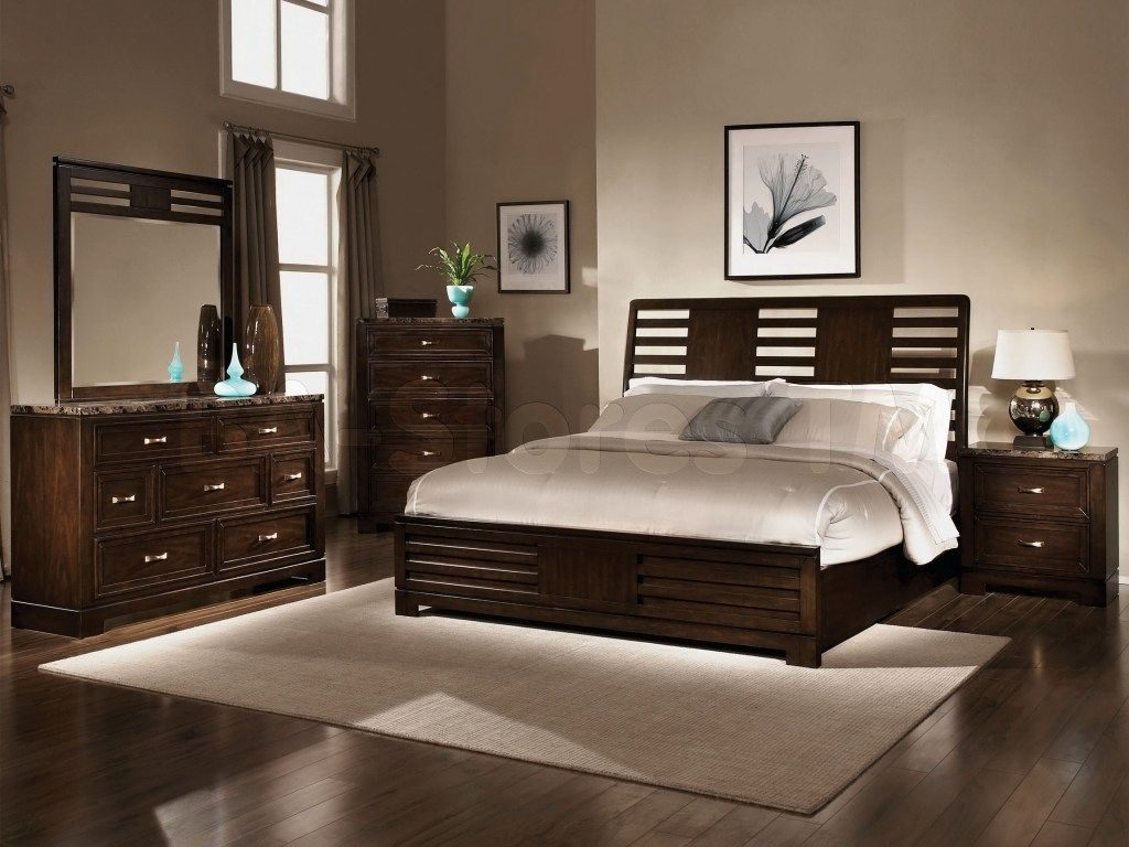 Cool Great Dark Wood Bedroom Furniture 41 For Interior Decor Home
