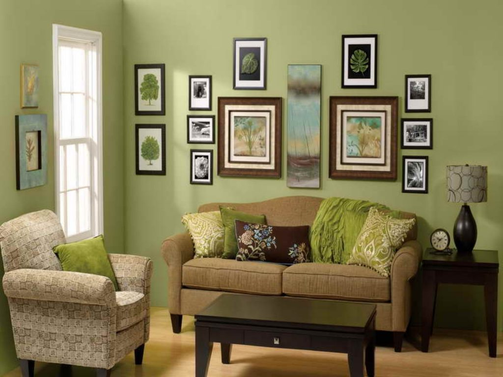Coolest Green Living Room Walls J86s About Remodel Fabulous Small