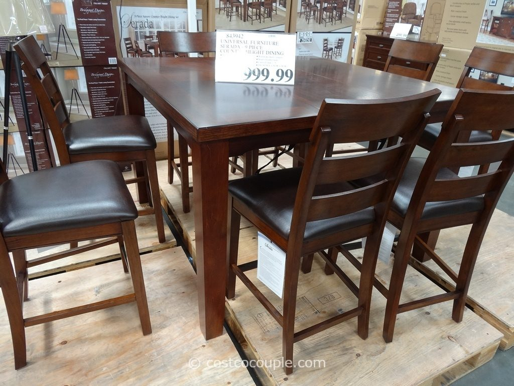 Costco High Dining Room Table Dining Table Costco Sonoma Dining