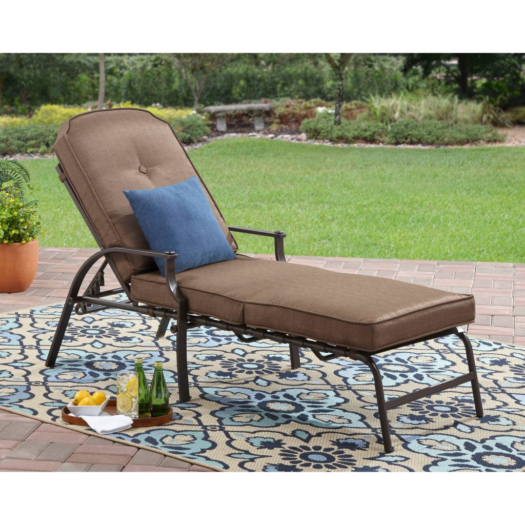 Costway 3 Piece Wicker Rattan Chaise Lounge Chair Set Patio Steel Furniture Black Wicker