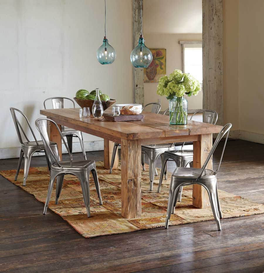 Country Dining Room Decor Farmhouse Dining Set Rustic Wall Decor