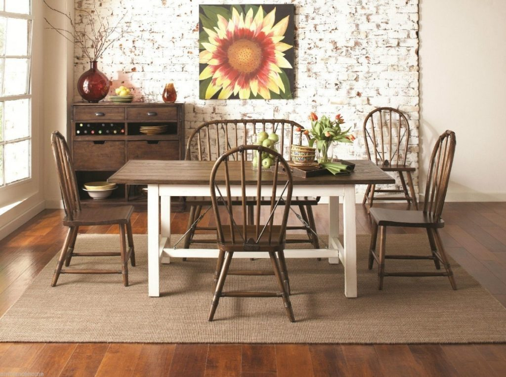 Country Style Dining Room Sets Lostarkco
