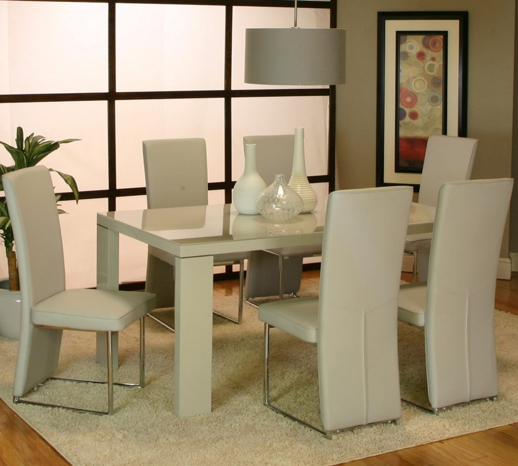 Cramco Inc Venice 7 Piece Dining And Chair Set Value City