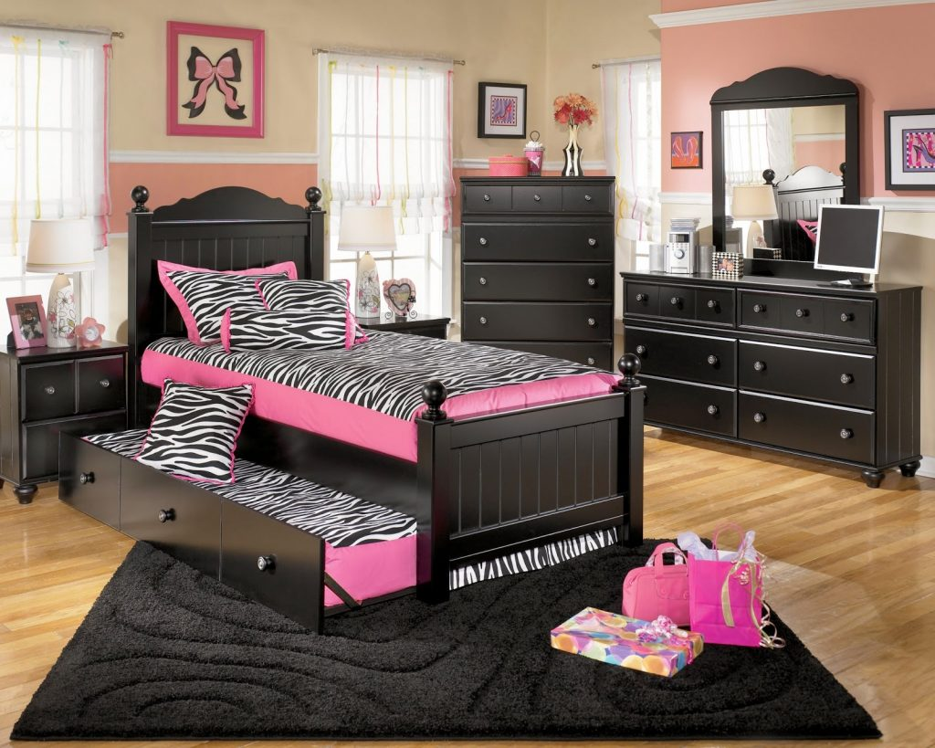 Custom Angel Kids Bedroom Furniture Sets For Girls Plan And Idea