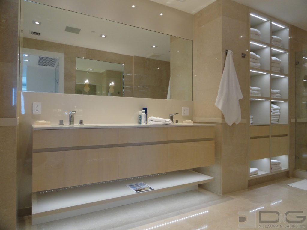Custom Bathroom Cabinets Vanities Dng Custom Bathroom Cabinets