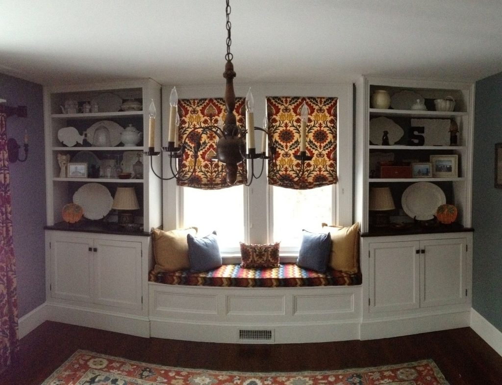 Custom Made Dining Room Built In Unit Schloen Custom Woodworking