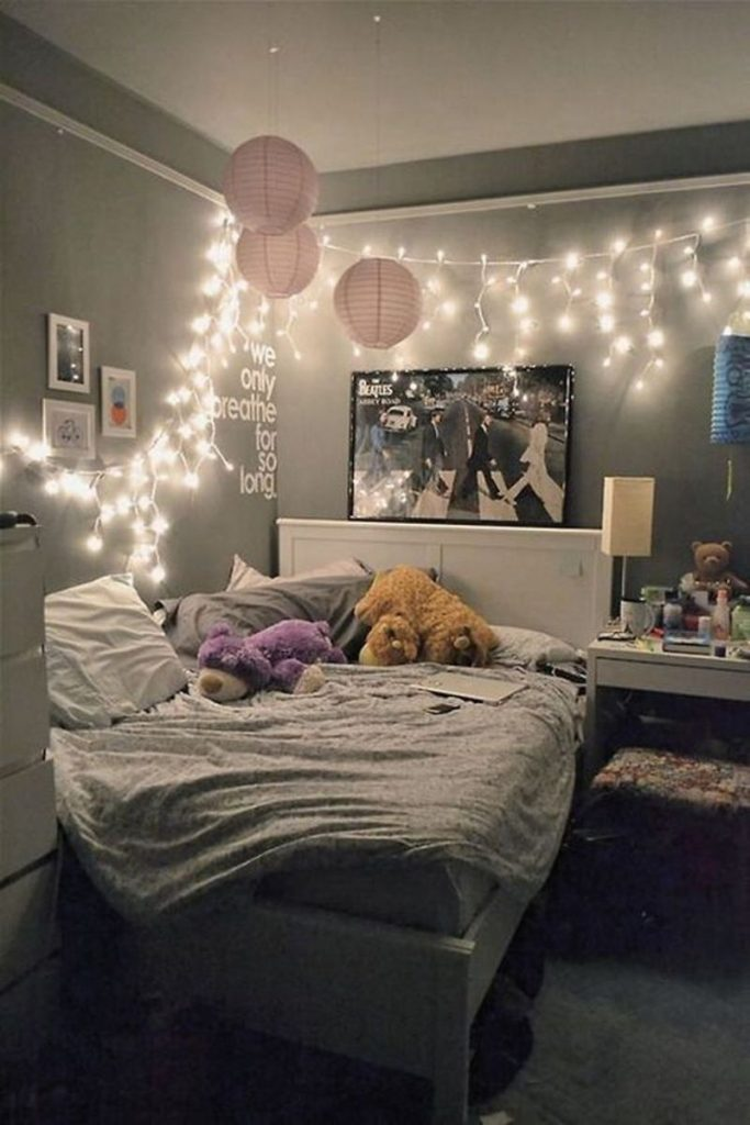 Cute Apartment Bedroom Ideas You Will Love 08 Teenage Girl Bedroom