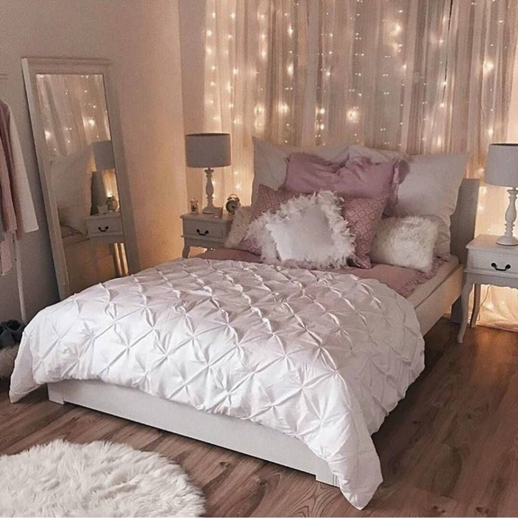 Cute Bedroom Decor Pinterest All About 6 Cool Cute Bedrooms Ideas Layjao