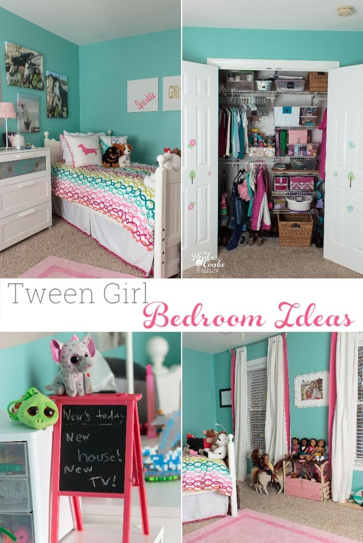 Cute Bedroom Ideas And Diy Projects For Tween Girls Rooms Layjao